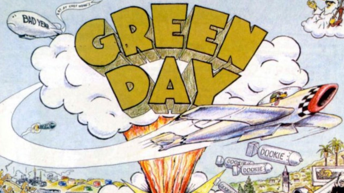Green Day, a 23 años de 'Dookie'