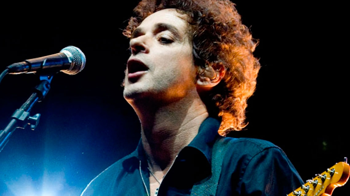 National Geographic lanzará documental sobre la vida de Gustavo Cerati