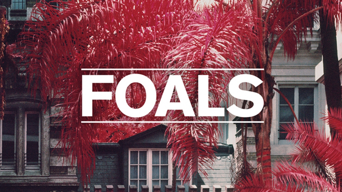 Foals lanzan su nuevo disco 'Everything Not Saved Will Be Lost'