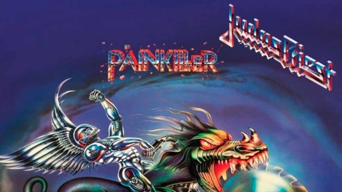 Judas Priest, a 29 años del disco 'Painkiller'