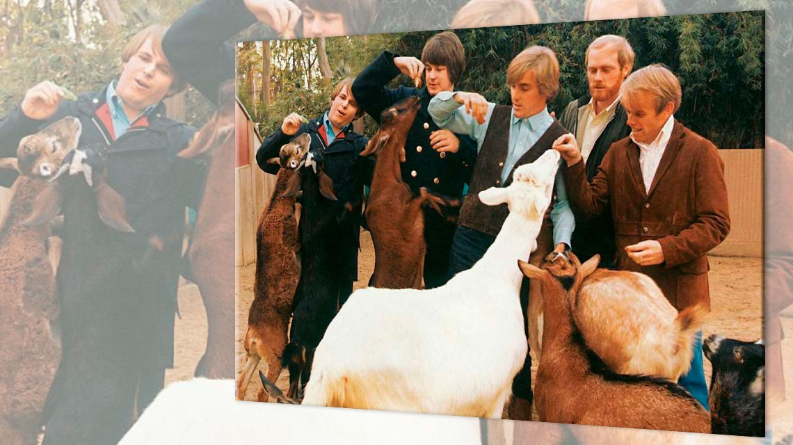 The Beach Boys, a 52 años de 'Pet Sounds'