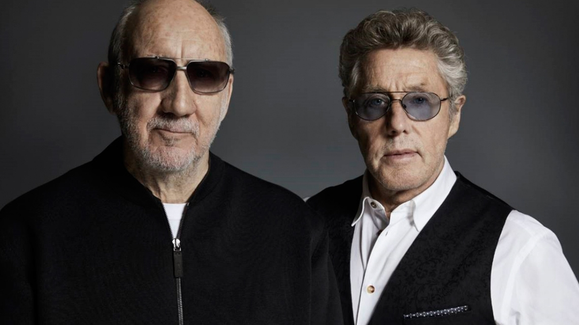 The Who estrenan su nuevo disco 'Who'