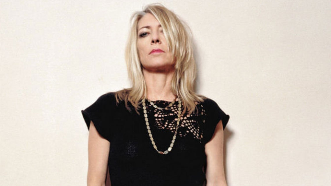 Kim Gordon, el icono de Sonic Youth