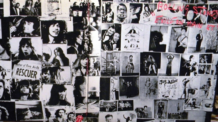 The Rolling Stones, a 47 años de 'Exile On Main St.'