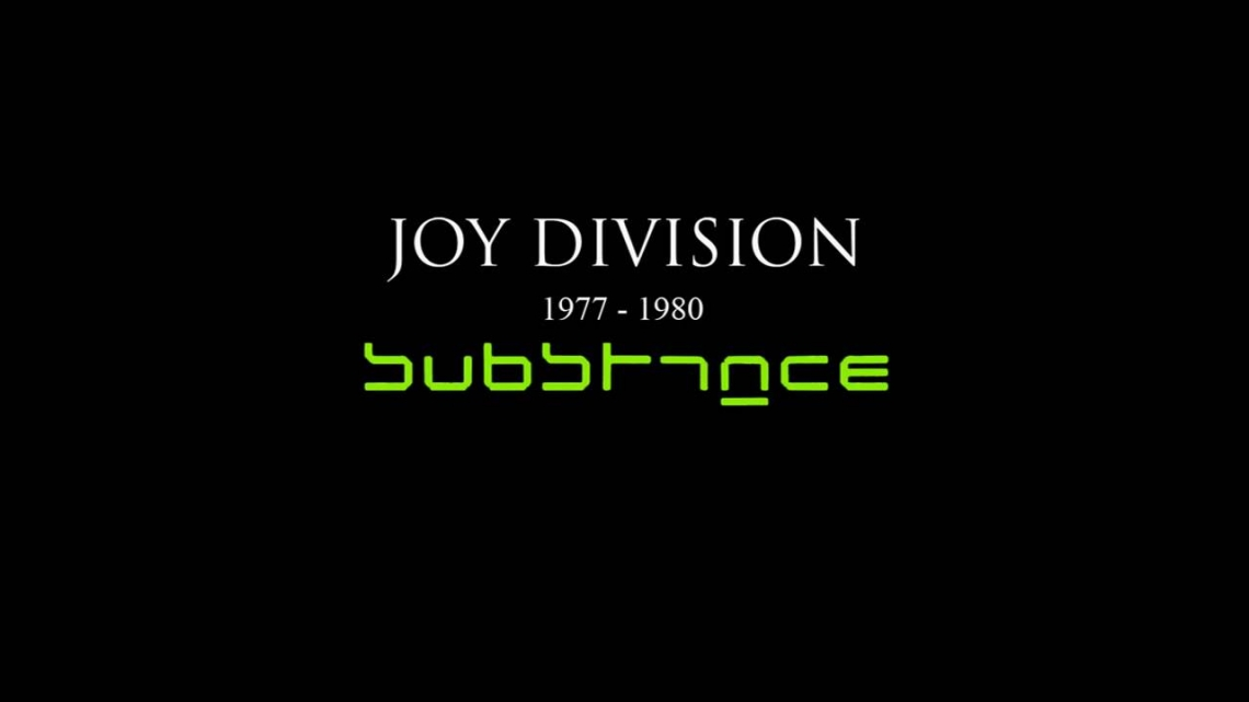 28 años de 'Substance' de Joy Division