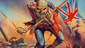 'The Trooper', de Iron Maiden, cumple 36 años