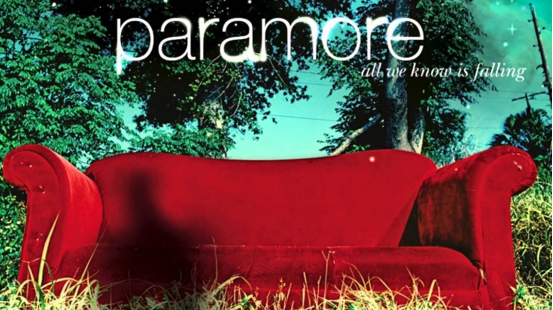 Paramore, a 12 años de su debut 'All We Know Is Falling'